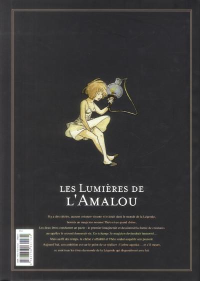 Dos les lumières de l'Amalou - intégrale tome 1 à tome 5