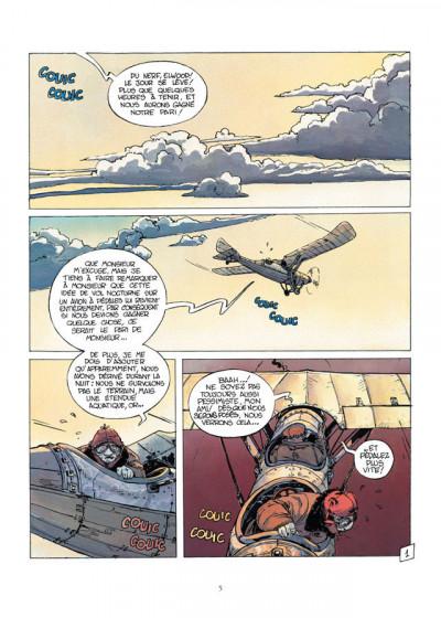 Page 1 les lumières de l'Amalou - intégrale tome 1 à tome 5
