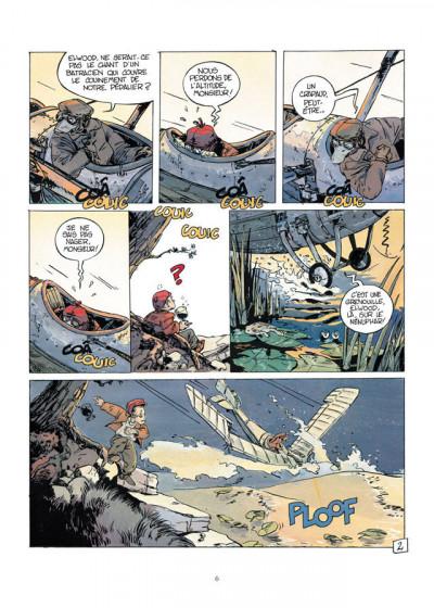 Page 2 les lumières de l'Amalou - intégrale tome 1 à tome 5