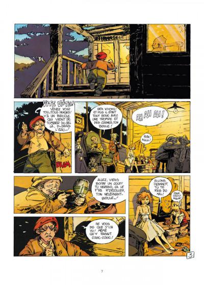 Page 3 les lumières de l'Amalou - intégrale tome 1 à tome 5