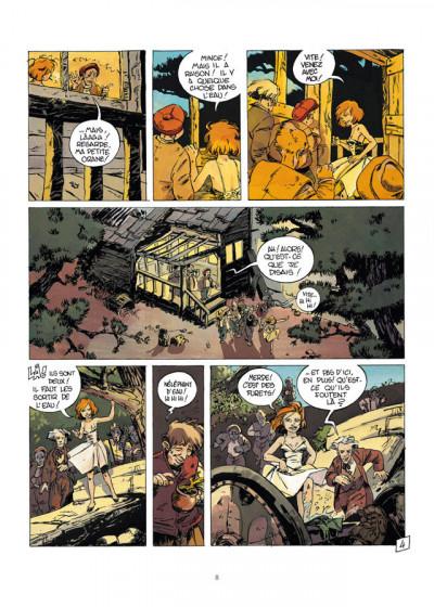 Page 4 les lumières de l'Amalou - intégrale tome 1 à tome 5