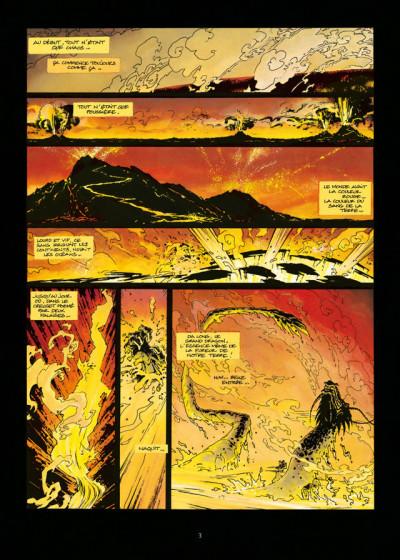 Page 1 Rouge de Chine - Intégrale tome 1 à tome 4