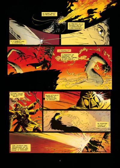 Page 2 Rouge de Chine - Intégrale tome 1 à tome 4