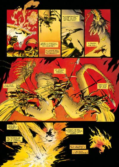 Page 3 Rouge de Chine - Intégrale tome 1 à tome 4
