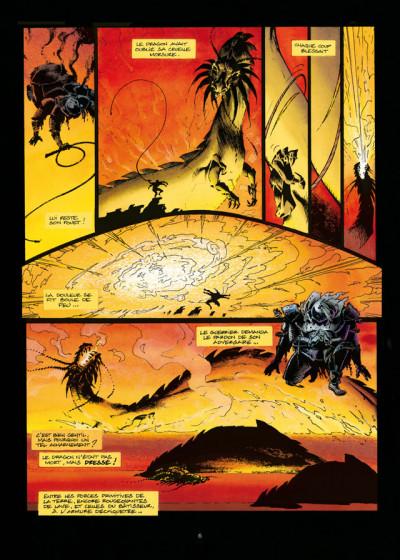 Page 4 Rouge de Chine - Intégrale tome 1 à tome 4