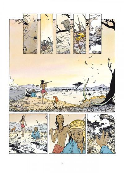 Page 1 Julien Boisvert - intégrale tome 1 à tome 4