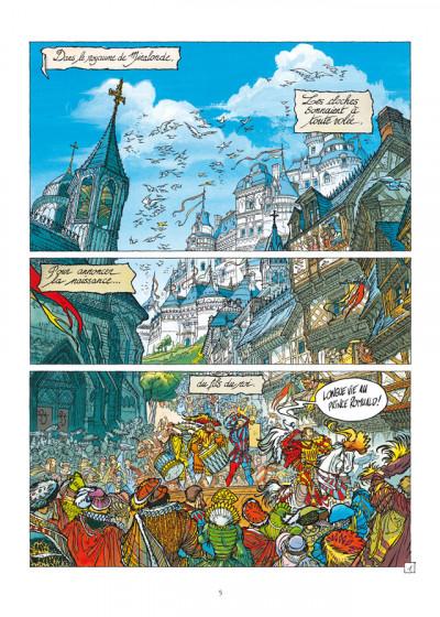 Page 1 Garulfo - intégrale tome 2 - tome 3 à tome 6