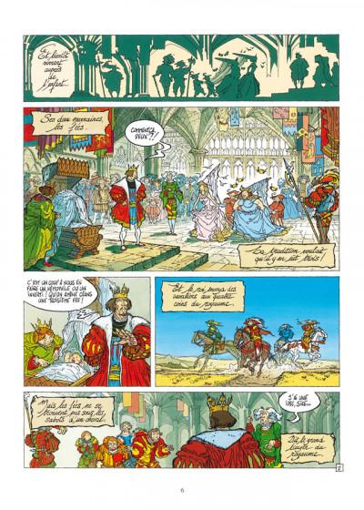 Page 2 Garulfo - intégrale tome 2 - tome 3 à tome 6