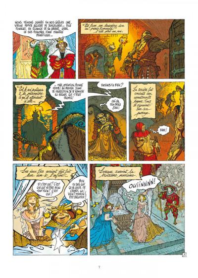 Page 3 Garulfo - intégrale tome 2 - tome 3 à tome 6
