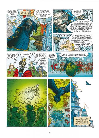 Page 4 Garulfo - intégrale tome 2 - tome 3 à tome 6