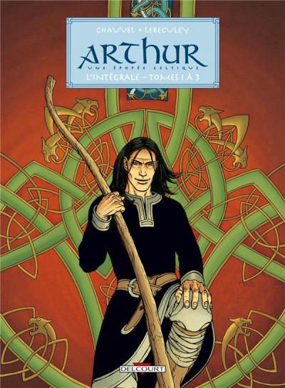 Couverture Arthur - intégrale tome 1 à tome 3