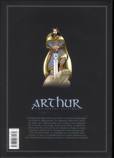 Dos Arthur - intégrale tome 1 à tome 3