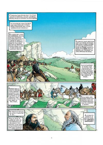 Page 1 Arthur - intégrale tome 1 à tome 3
