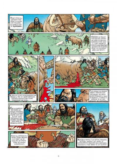 Page 2 Arthur - intégrale tome 1 à tome 3