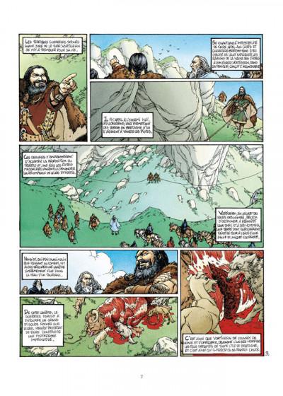 Page 3 Arthur - intégrale tome 1 à tome 3