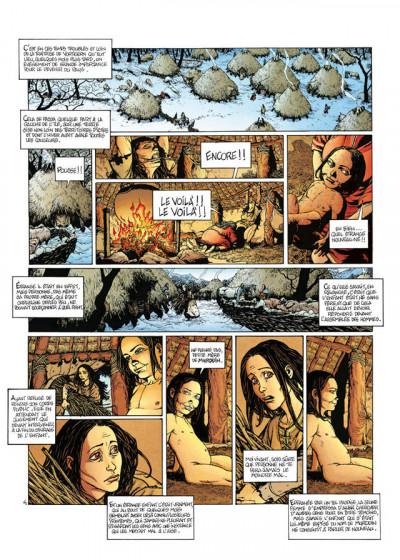 Page 4 Arthur - intégrale tome 1 à tome 3