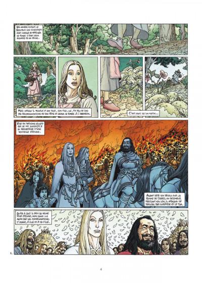 Page 2 Arthur - intégrale tome 4 à tome 6