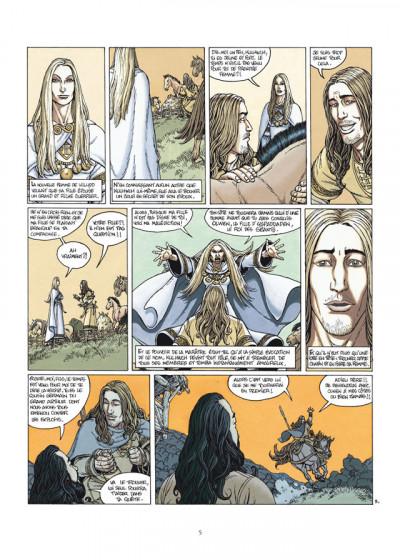 Page 3 Arthur - intégrale tome 4 à tome 6