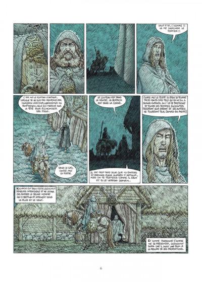 Page 4 Arthur - intégrale tome 4 à tome 6