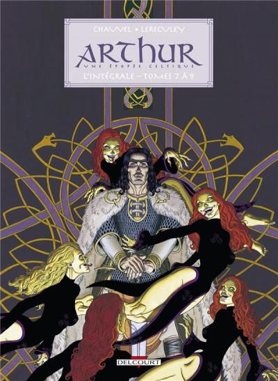 image de Arthur - intégrale tome 7 à tome 9