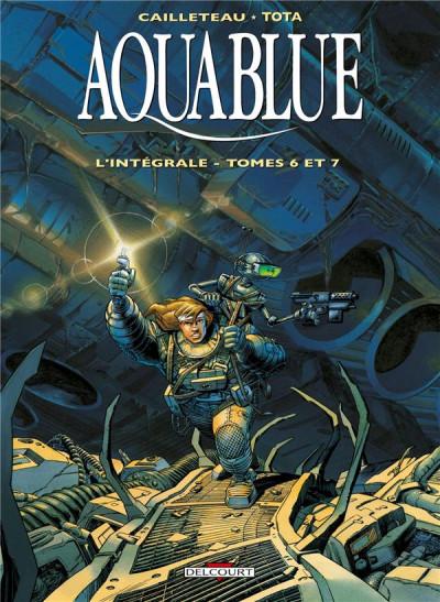 image de Aquablue - intégrale 2 - tome 6 et tome 7