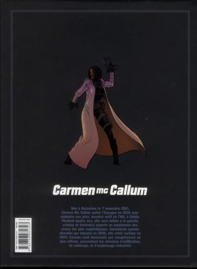 Dos Carmen Mc Callum - intégrale tomes 4 et 5