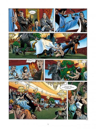 Page 3 Carmen Mc Callum - intégrale tomes 4 et 5