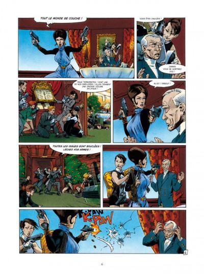 Page 4 Carmen Mc Callum - intégrale tomes 4 et 5