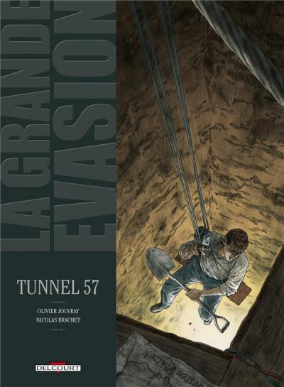 image de La grande évasion tome 5 - tunnel 57