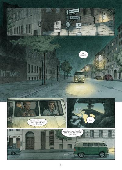 Page 1 La grande évasion tome 5 - tunnel 57