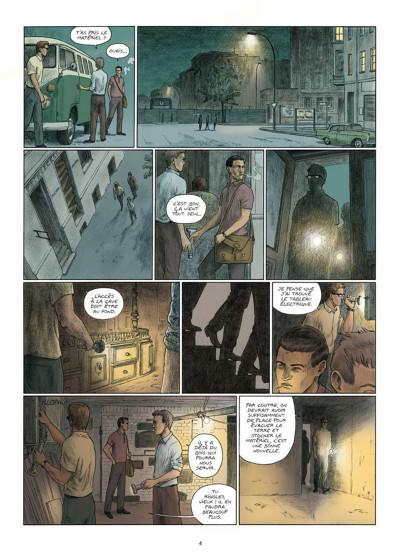 Page 2 La grande évasion tome 5 - tunnel 57