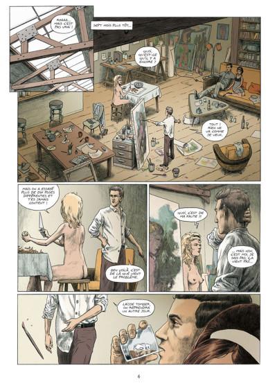 Page 4 La grande évasion tome 5 - tunnel 57