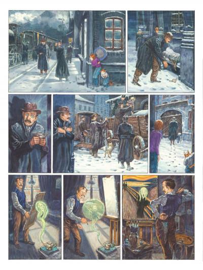 Page 1 Au fil de l'art Tome 2