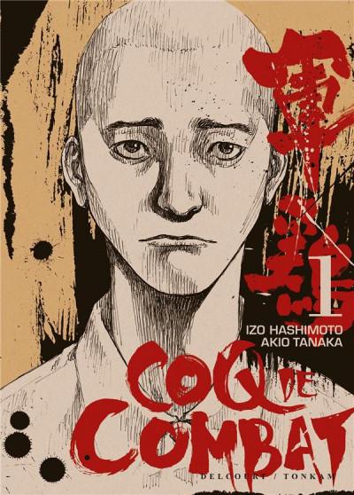 Couverture Coq de combat tome 1 - nouvelle édition