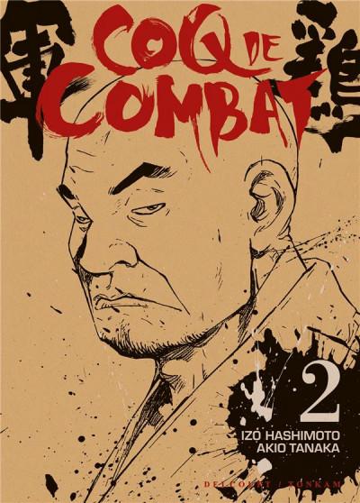 Couverture Coq de combat tome 2 - nouvelle édition