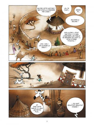 Page 1 Saba et la plante magique