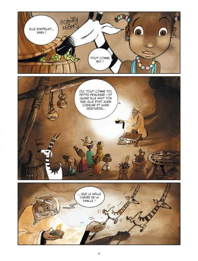 Page 2 Saba et la plante magique