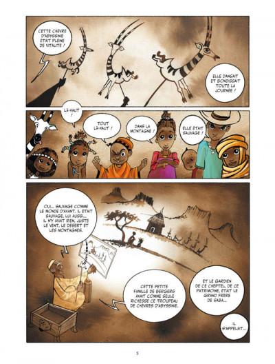 Page 3 Saba et la plante magique