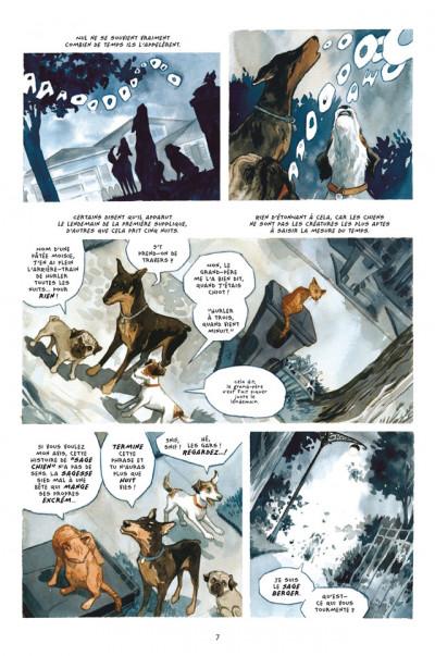 Page 1 Bêtes de somme tome 1 - mal de chiens
