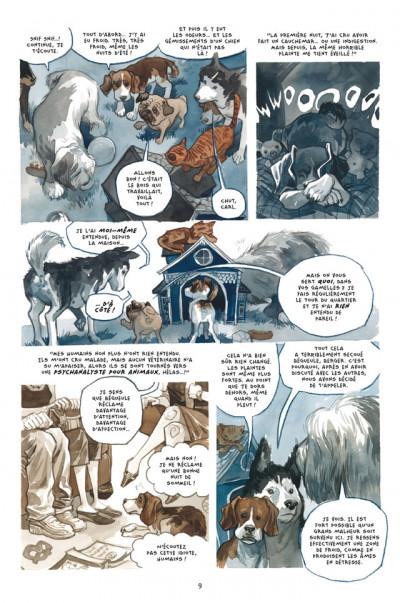 Page 3 Bêtes de somme tome 1 - mal de chiens