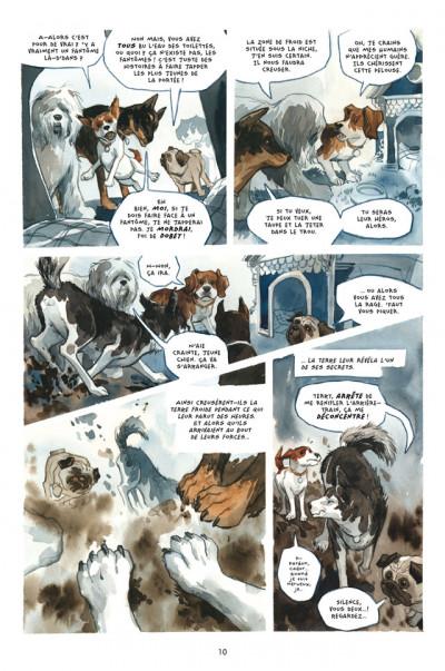 Page 4 Bêtes de somme tome 1 - mal de chiens