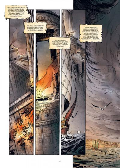 Page 2 Les 7 Merveilles tome 3