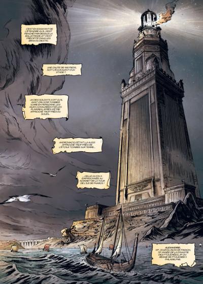 Page 3 Les 7 Merveilles tome 3