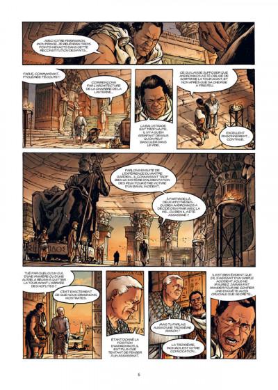 Page 4 Les 7 Merveilles tome 3