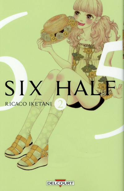 Couverture Six Half tome 2