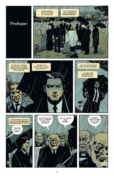 Page 1 fatale tome 1 - la mort aux trousses