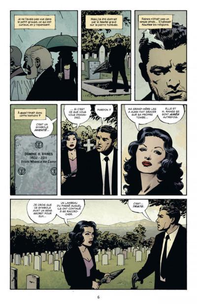 Page 2 fatale tome 1 - la mort aux trousses