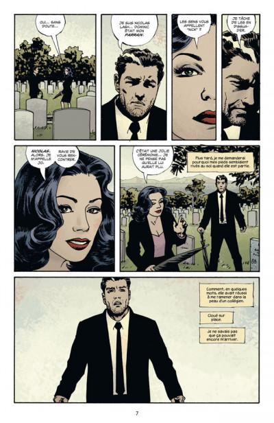 Page 3 fatale tome 1 - la mort aux trousses