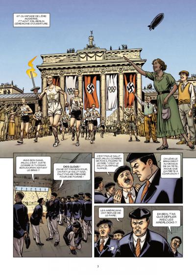 Page 1 Lignes de Front tome 1