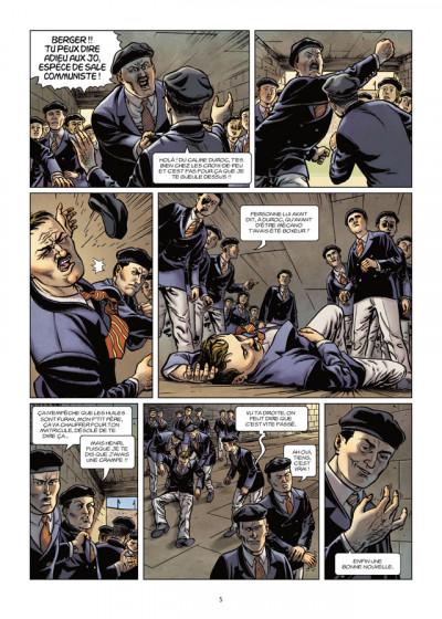 Page 3 Lignes de Front tome 1